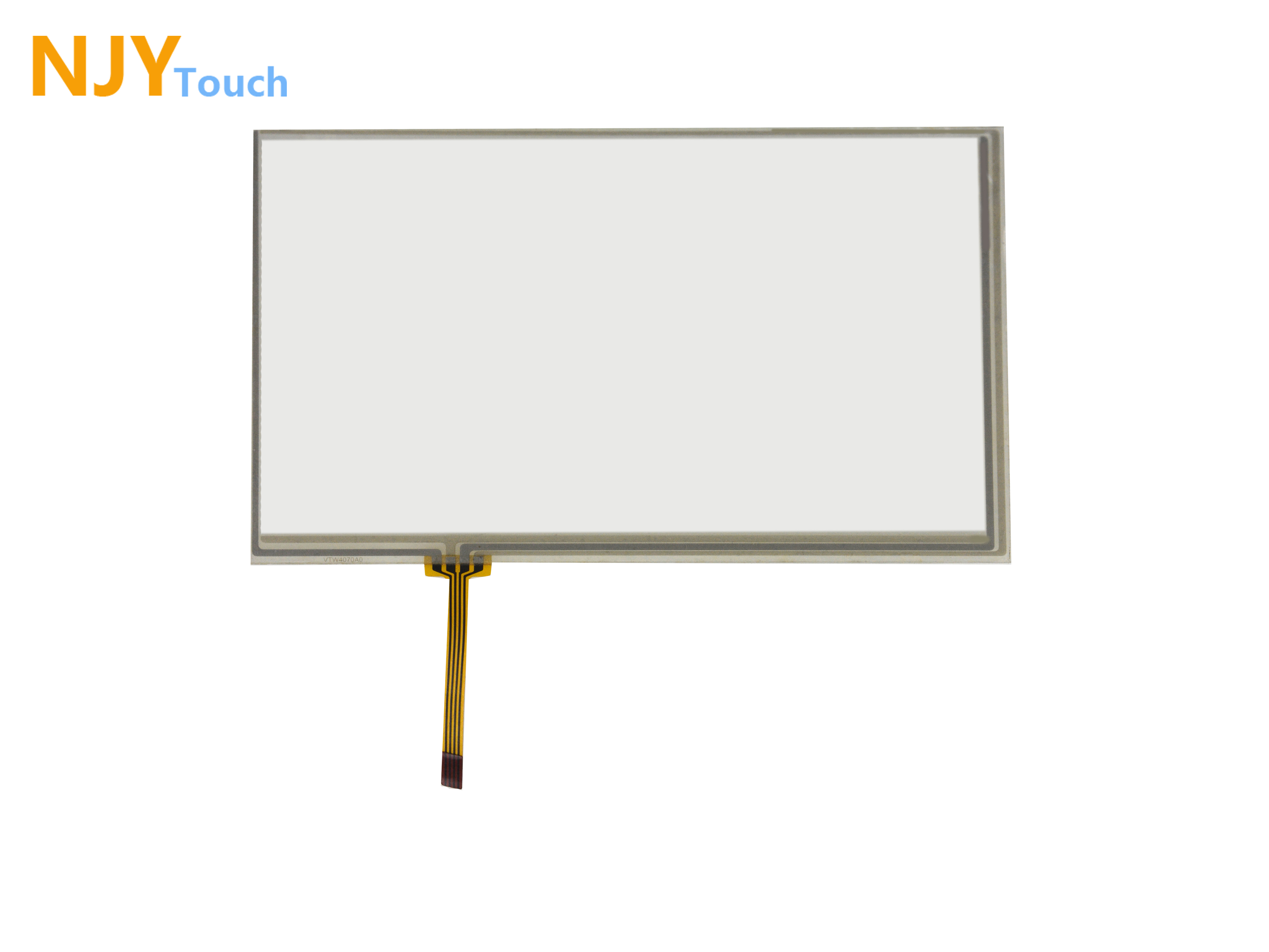 7inch 4 Wire Resistive Touch Panel 165 mm x 104mm Handwriting Screen GPS