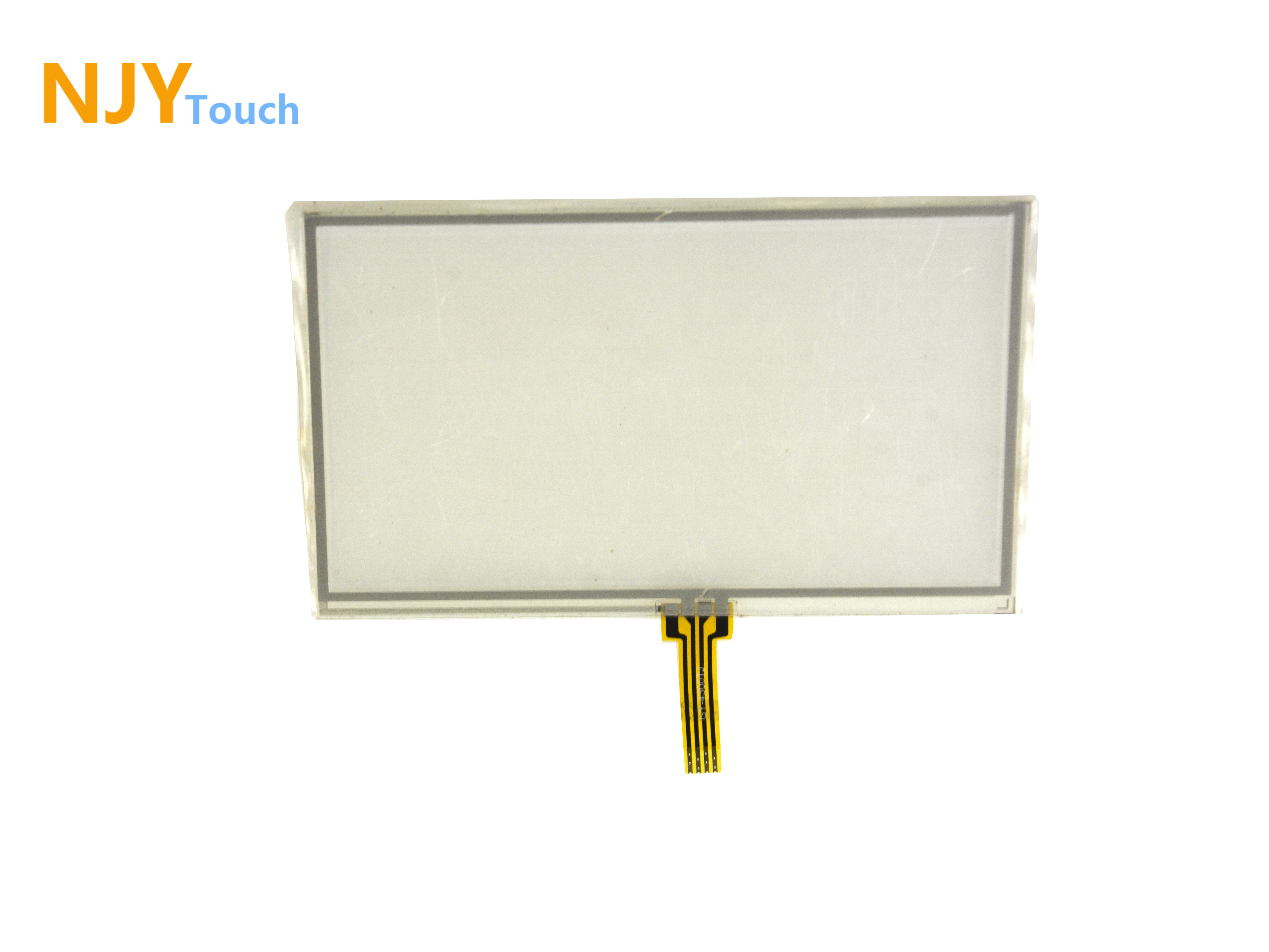 4.3 Inch 4 Wire Resistive Touch Panel 104 x 65mm For AT043TN24 HSD043I9W1 LCD Screen