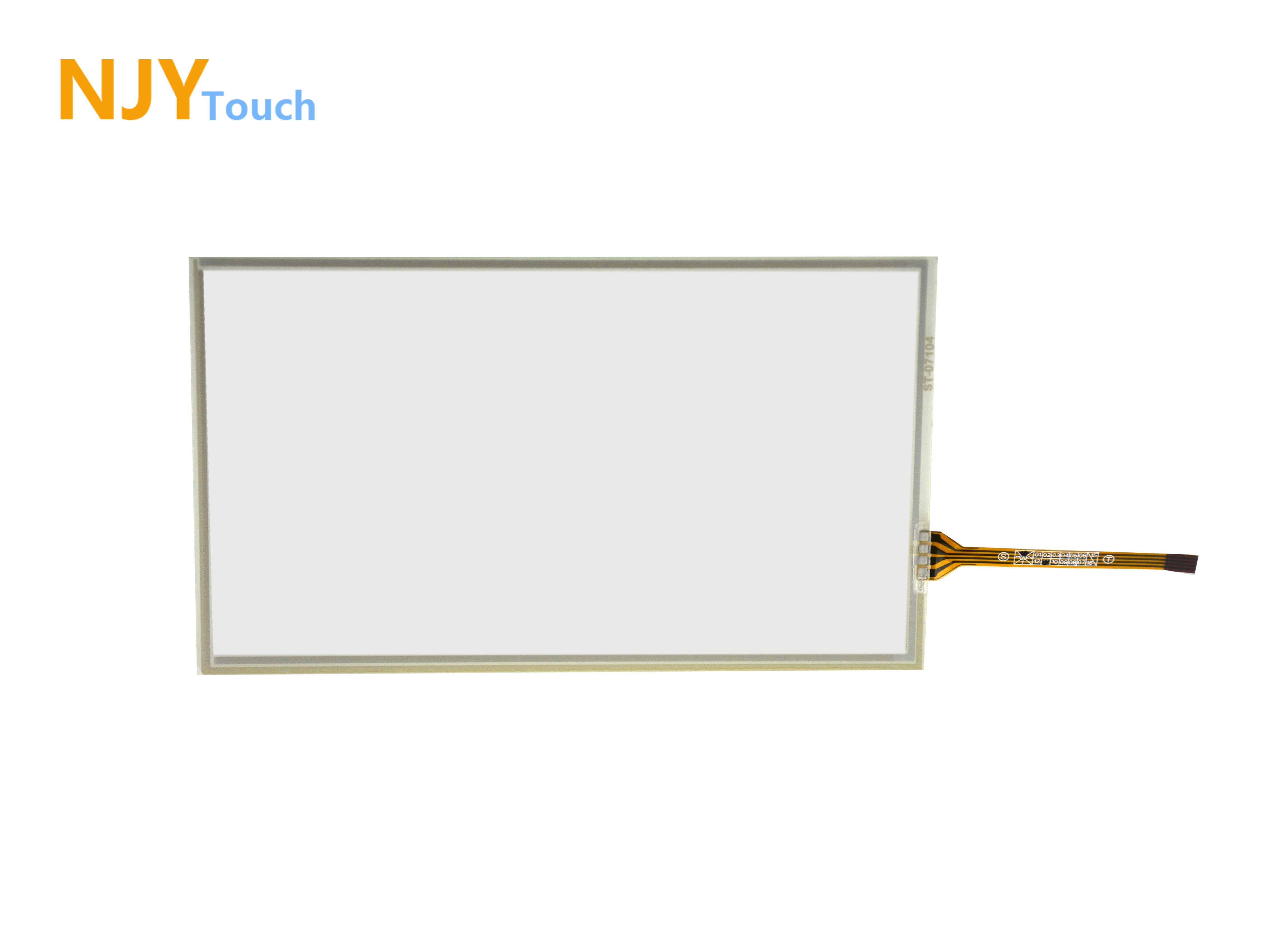 7inch 4 Wire Resistive Touch Panel 165 x 105mm For TK6070IH TK6070iK TK6070