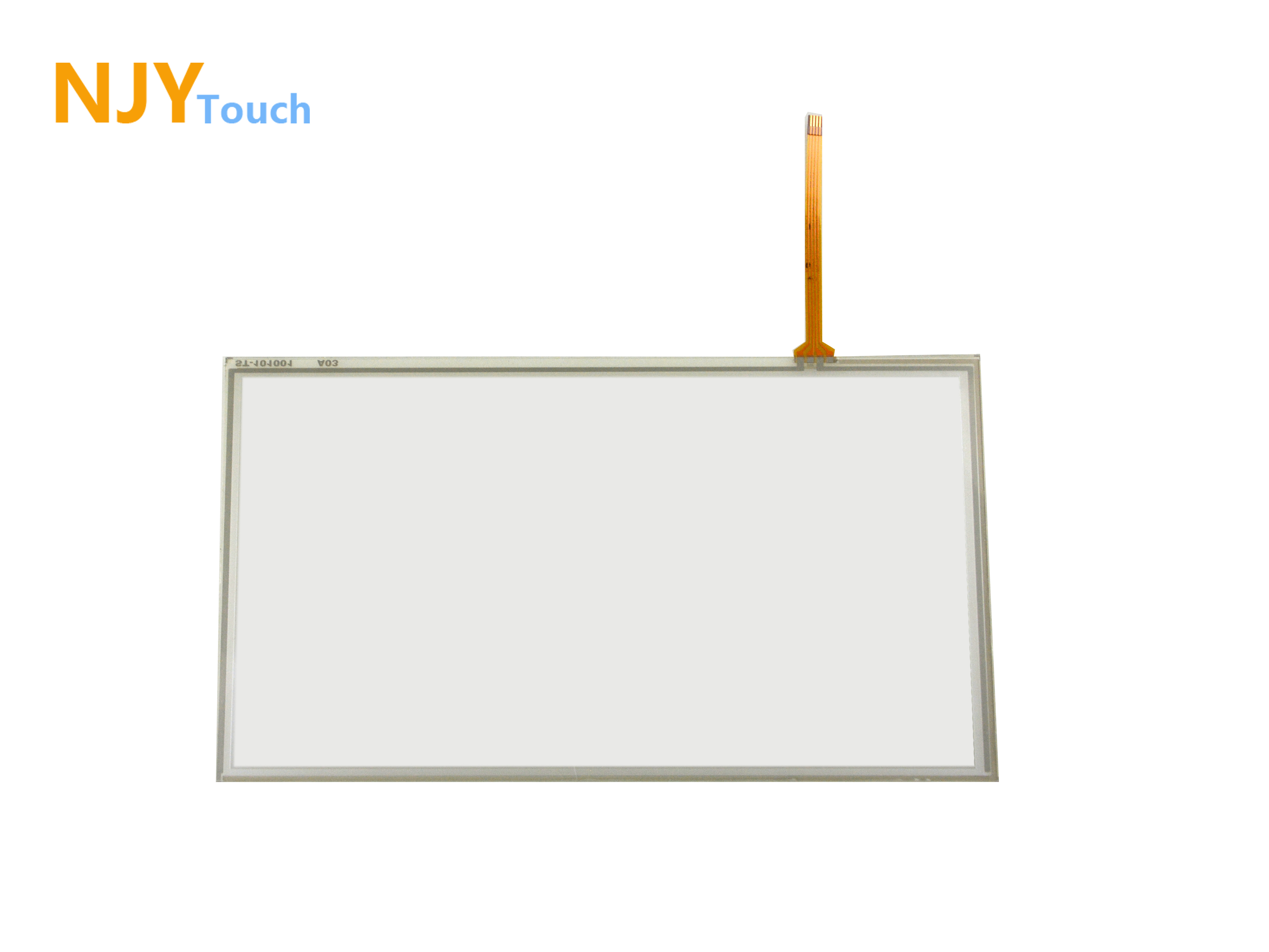 10.1inch 4 Wire Resistive Touch Panel 228x148mm For B101UAN02.1 LCD Screen