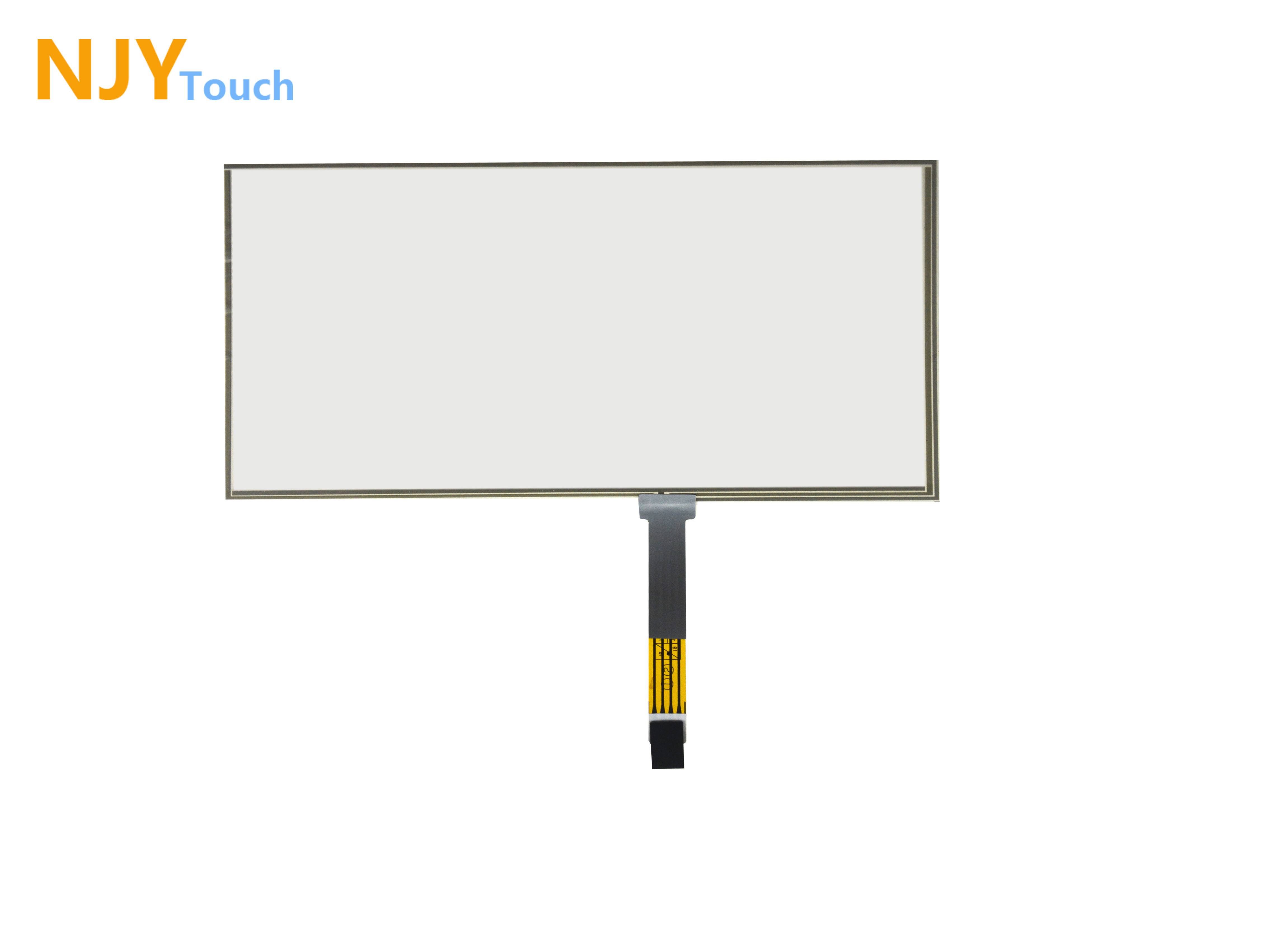 10.1inch 4 Wire Film to Film Touch Panel 235x 143mm For 10.1inch 800x480 LCD Screen