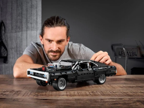 Special OFF | 2020 Toy Brick Dodge Car