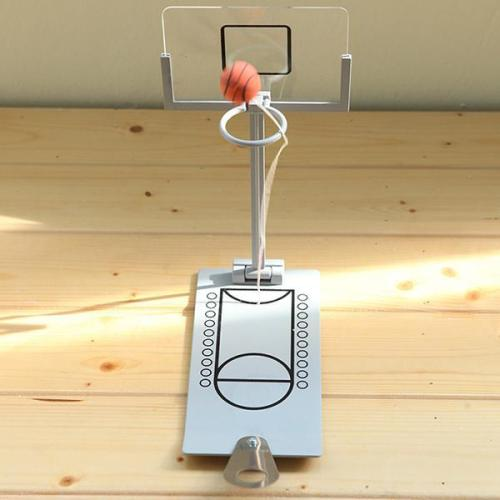 Mini Desktop Tabletop Portable Basketball Set