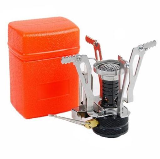 Mini Folding Outdoor Camping Gas Stove