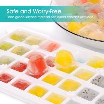 DIY Ice Cube Trays 4 packs