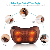 【2020 NEW PRODUCT】PILLOW MASSAGER WITH HEAT
