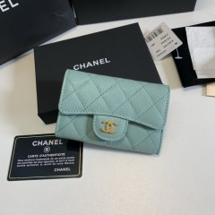 1:1 original leather Chanel women wallet outlet 80799 00117 top quality