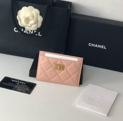 1:1 original leather Chanel wallet outlet 80611 00126 top quality