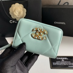 1:1 original leather Chanel women wallet sale P0945 00122 top quality