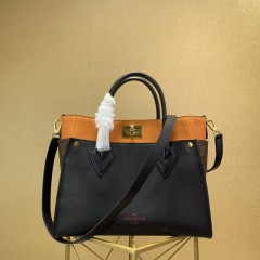 1:1 original leather Louis Vuitton tote bag on my side M53823/M55302 00167 top quality