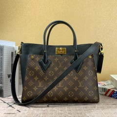 1:1 original leather Louis Vuitton tote bag on my side M53823/M55302 00169 top quality