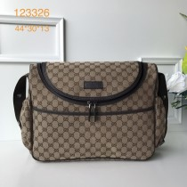 1:1 original leather Gucci baby bag diaper bag for sale #123326 00884 top quality