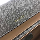 1:1 original leather Gucci tote bag with strap for sale #569712 00874 top quality