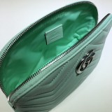 1:1 original leather Gucci clutch bag for sale #625690 00880 top quality