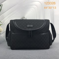 1:1 original leather Gucci baby bag diaper bag for sale #123326 00883 top quality