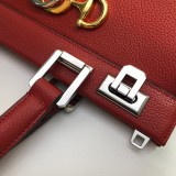 1:1 original leather Gucci tote bag with strap for sale #569712 00873 top quality
