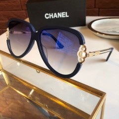 1:1 original leather Chanel Sunglasses on sale CH4308 01088 top quality
