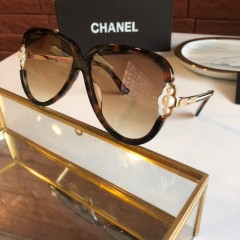 1:1 original leather Chanel Sunglasses on sale CH4308 01085 top quality