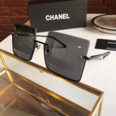 1:1 original leather Chanel Sunglasses on sale CH5431-A 01099 top quality