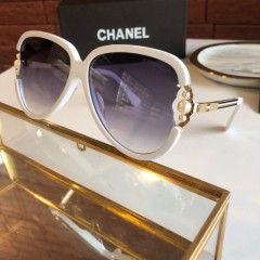 1:1 original leather Chanel Sunglasses on sale CH4308 01089 top quality
