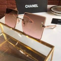1:1 original leather Chanel Sunglasses on sale CH5431-A 01103 top quality