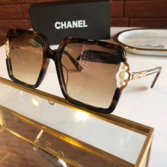 1:1 original leather Chanel Sunglasses on sale CH4307 01093 top quality