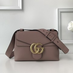 1:1 Original leather gucci shoulder bag cross body bag #575073 01514 top quality