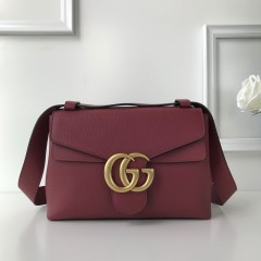 1:1 Original leather gucci shoulder bag cross body bag #575073 01512 top quality