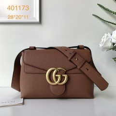 1:1 Original leather gucci shoulder bag cross body bag #575073 01509 top quality