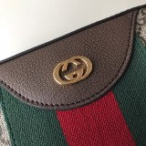 1:1 Original leather gucci shoulder bag cross body bag #575073 01507 top quality
