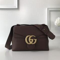 1:1 Original leather gucci shoulder bag cross body bag #575073 01508 top quality