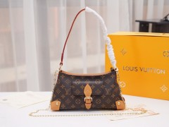 1:1 louis vuitton tote shoulder bag monogram M40707 01526 top quality