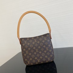1:1 Original leather louis vuitton tote shoulder bag monogram M45439 01515 top quality