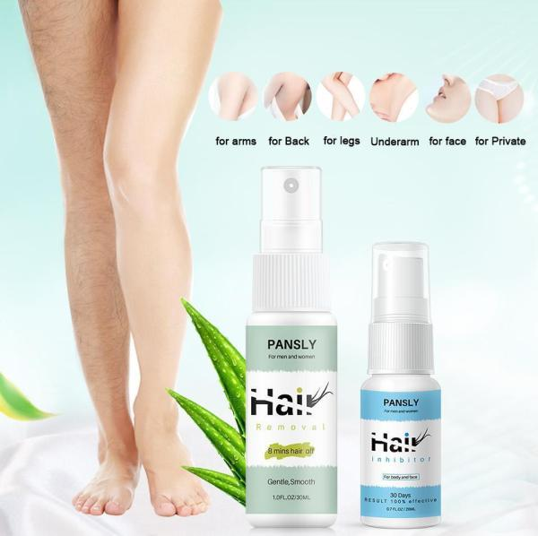 Painless Hair Removal Hair Growth Inhibitor
