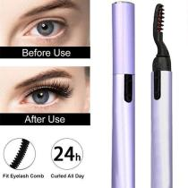 Mini Electric Heated Eyelash Curler