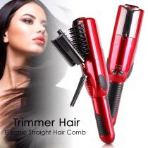 【50% off for last 3 days!】Cordless Electric Hair Split Trimmer