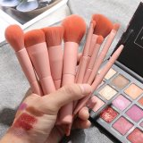10PCS multi-function makeup brush set tool🤩🤩