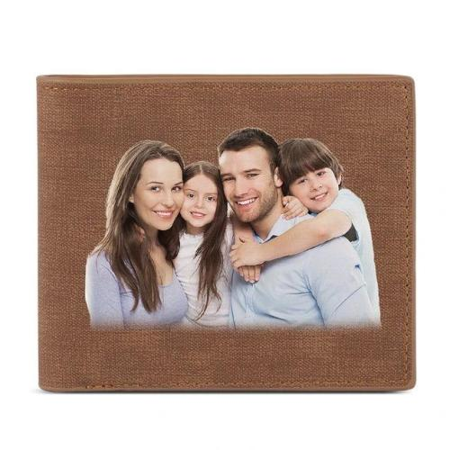 Personalized Photo Wallet