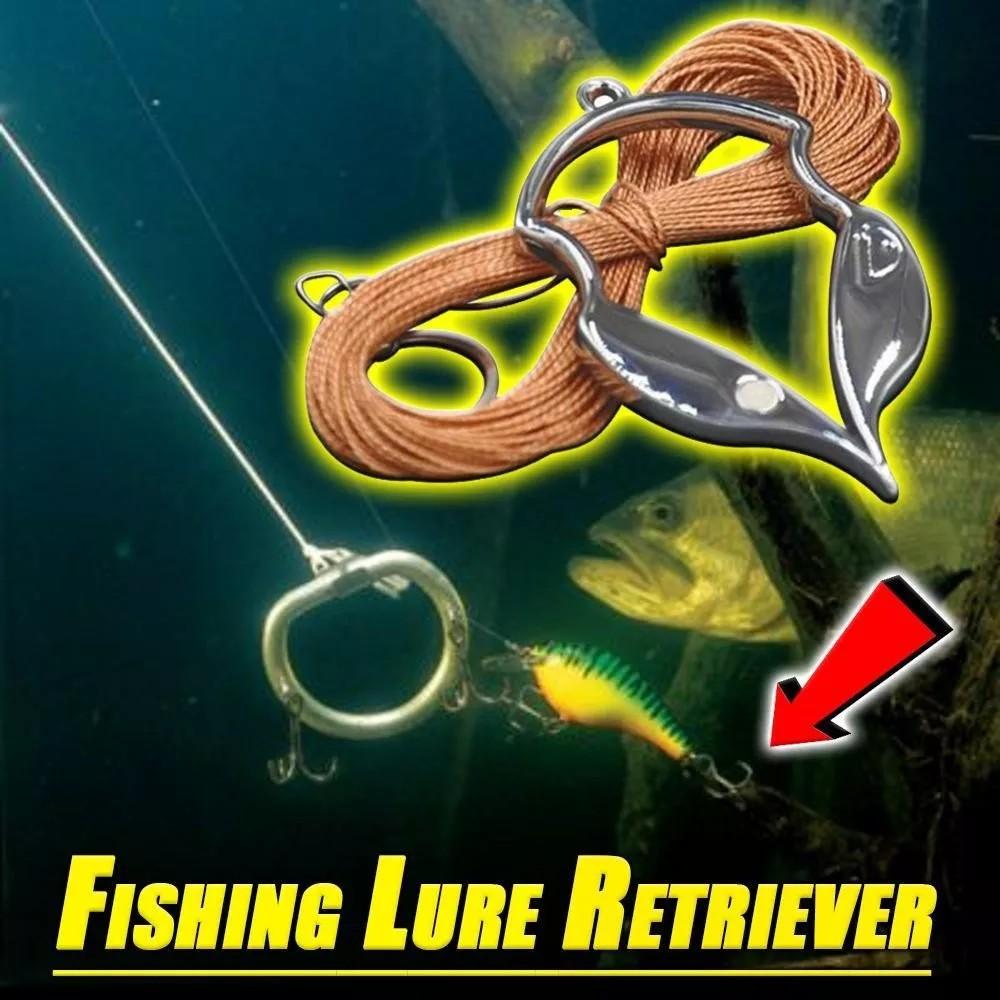 FISHING LURE RETRIEVER SNAG REMOVER