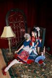 Infanta -Chinese Peking Opera- Qi Lolita Hairclips