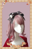 Infanta -Clock Tower Tea Party- Classic Lolita Headbow