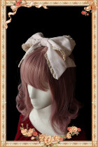 Infanta -Angel Choir- Classic Lolita Headbow Headdress