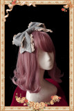 Infanta -Angel Choir- Classic Lolita Headbow Headdress