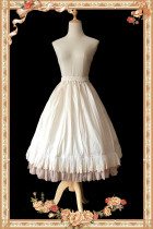 Infanta -Fairy Tale Town Dancing Party- Classic Lolita Long Petticoat