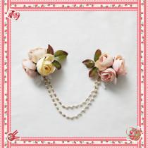 Infanta -Berece- Classic Lolita Flower Brooch