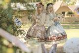 Infanta -Clock Tower Tea Party- Classic Lolita Jumper Skirts Dresses