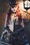 Sika Lolita -Age of Steam- Punk Lolita JSK Jumper Skirt Dresses