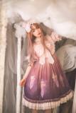 Grove Deer -Star Dust- Sweet Lolita Constellation Themed OP One Piece Dresses