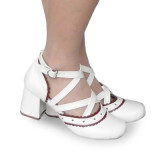 Antaina - Classic Lolita Heels Shoes Sandals