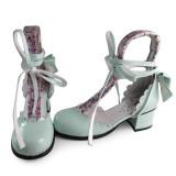 Antaina - Sweet Lolita Heels Shoes Sandals